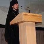 Приветствие епископа Вениамина