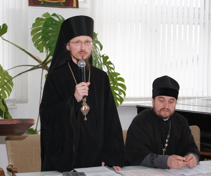 Совет по бибделу_епископ Вениамин
